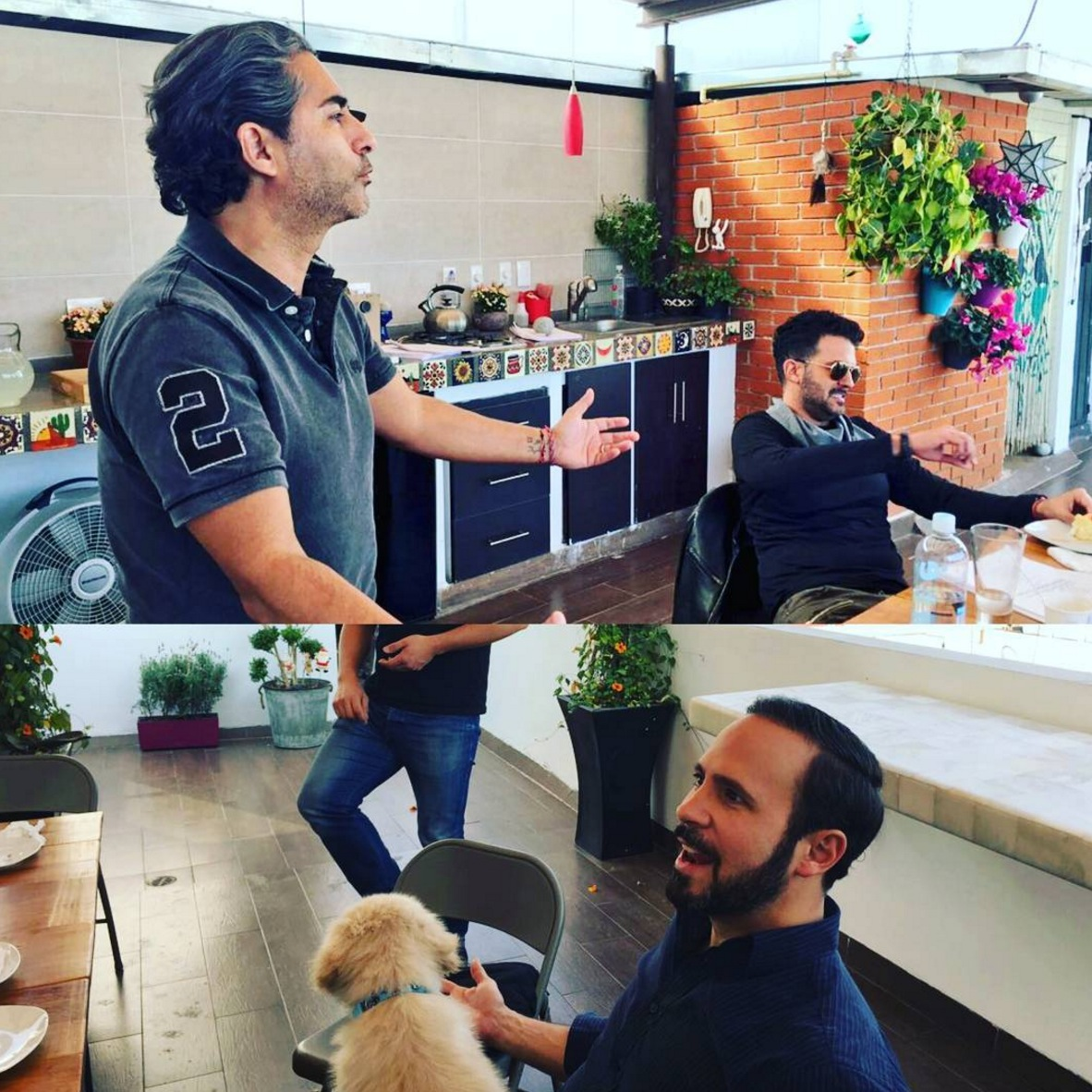 Fernando del Solar sí estará en Televisa y podría llegar a