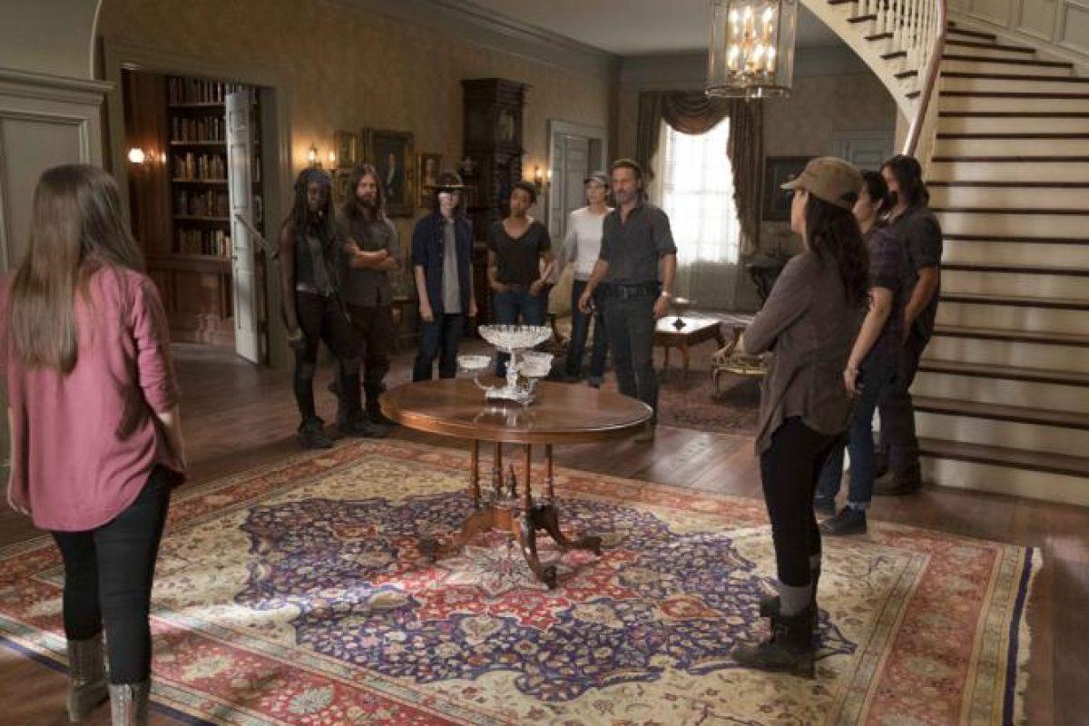 The Walking Dead. Imagen Por: Primeras imágenes de la segunda parte de la séptima temporada. | AMC