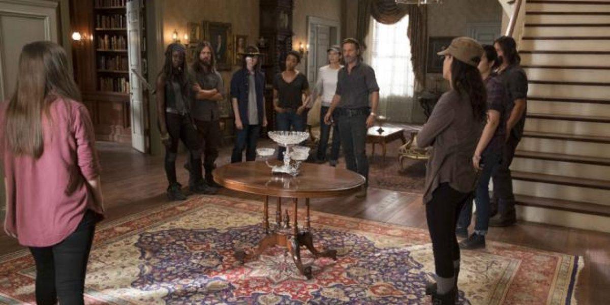 Nuevas imágenes de la segunda parte de The Walking Dead temporada 7