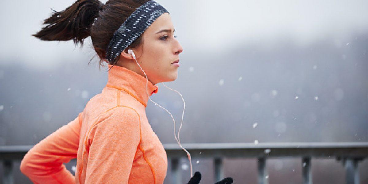 Agua, clave para hacer ejercicio en días fríos