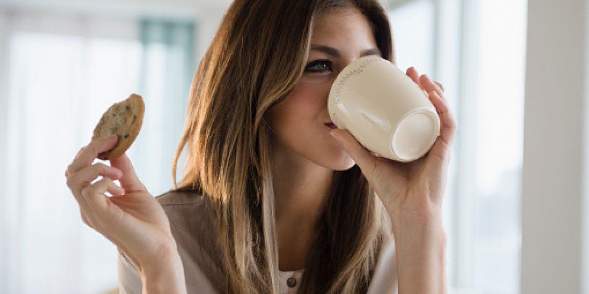 Galletas con residuos de café podrán sanar tu estómago