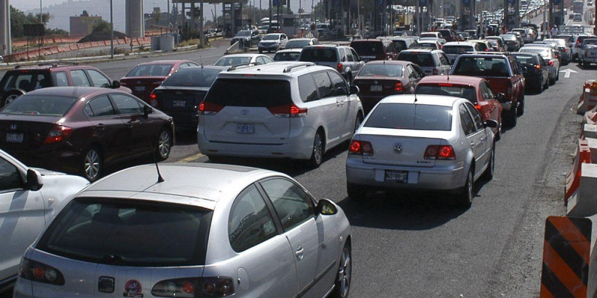 Policía Federal infraccionó a más de 33 mil automovilistas en vacaciones