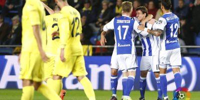 Jona y el Villarreal son eliminados de la Copa del Rey