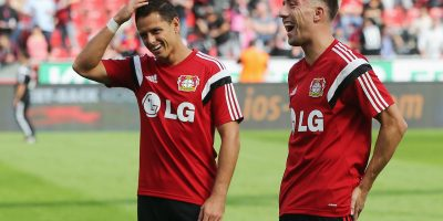 VIDEO: Chicharito por fin rompió la sequía goleadora