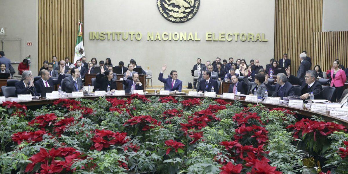 INE suspende construcción de nueva sede y recorta sueldos de consejeros