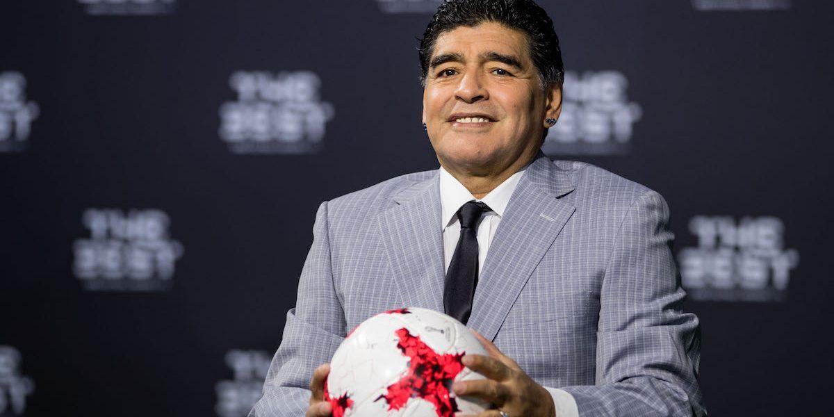 Maradona arremete con todo contra Messi y Barcelona