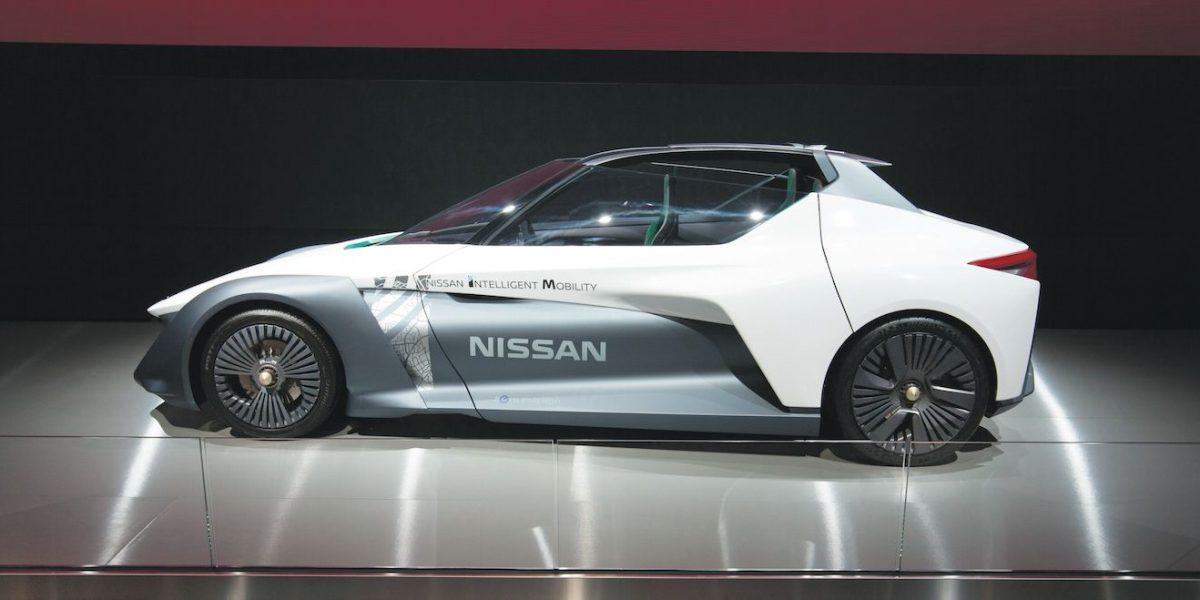 EL CES rompe paradigmas con Nissan