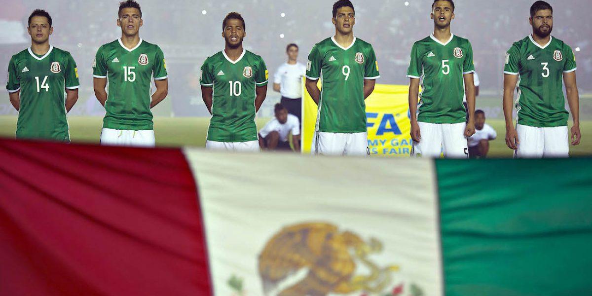 Selección mexicana inicia el año en el lugar 18 de ranking de FIFA