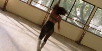 Serena Williams muestra su sensualidad bailando en top