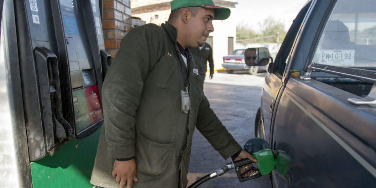 Baja precio de gasolina en Teoloyucan, Edomex