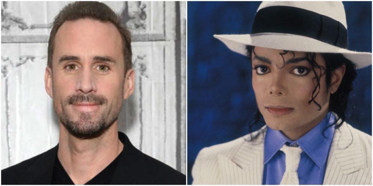 Muestran primer avance de Joseph Fiennes como Michael Jackson