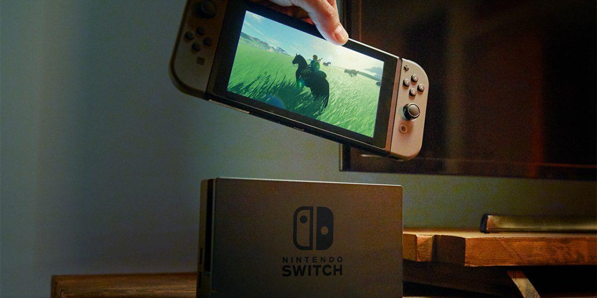 Todo lo que debes saber del nuevo Nintendo Switch