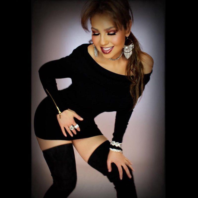 Thalía. Imagen Por: Instagram