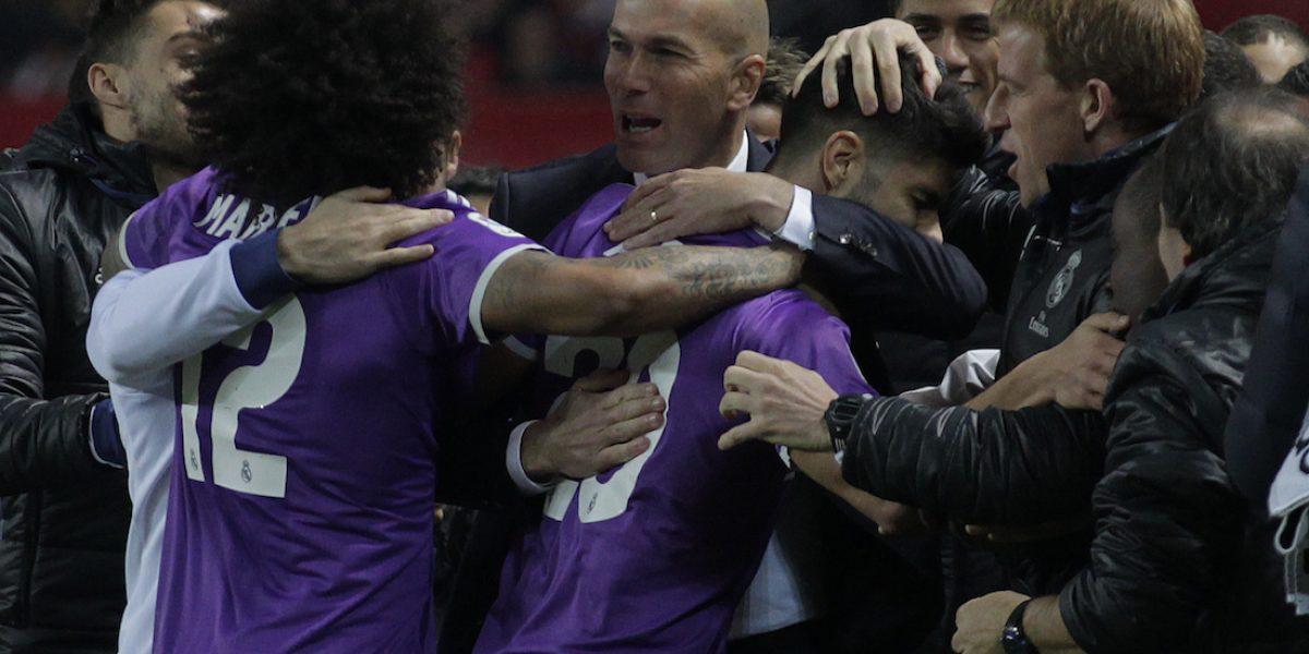 Real Madrid impone récord de 40 juegos sin perder en España