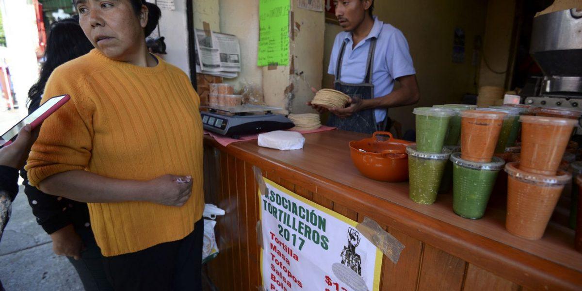 Kilo de tortillas llegaría a los 20 pesos en febrero