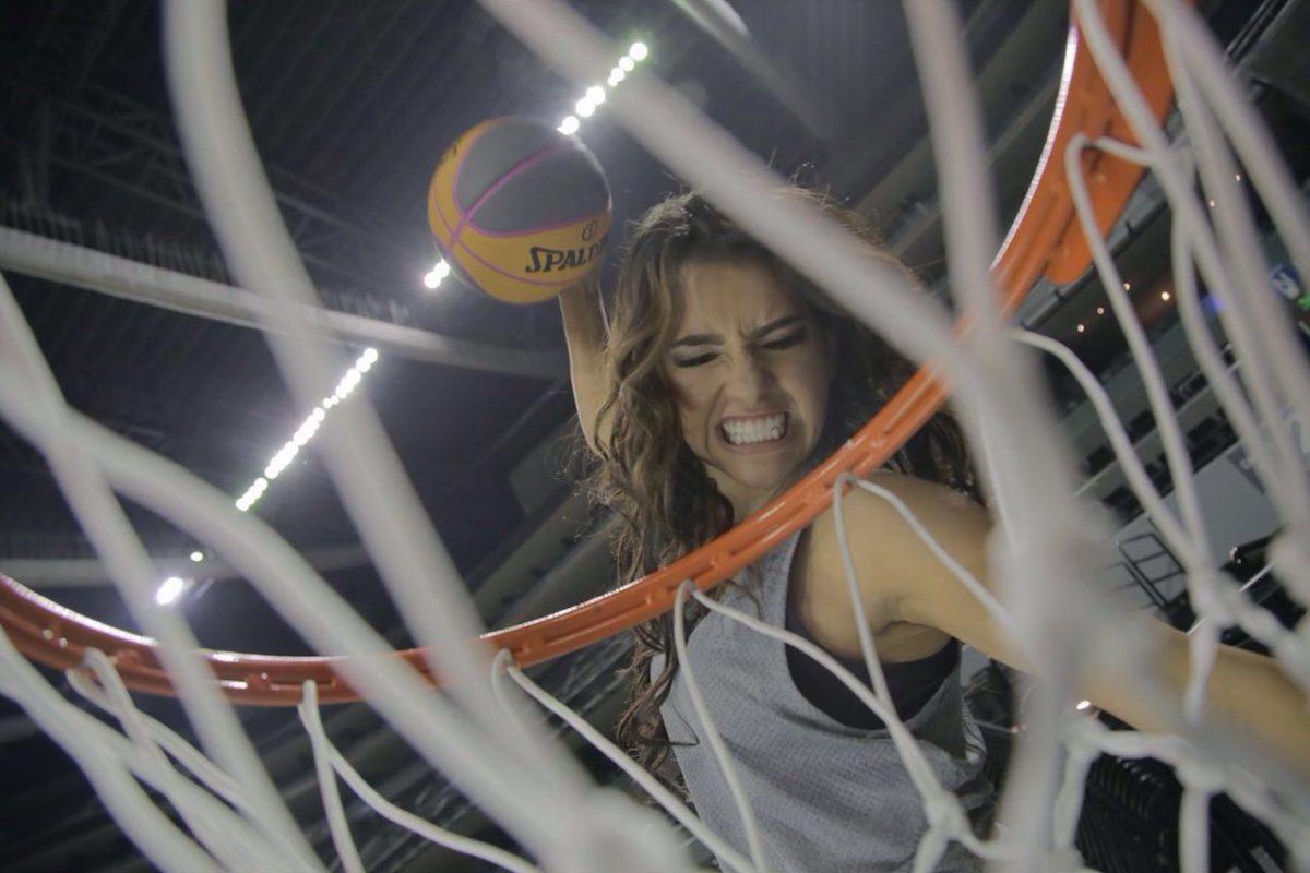 . Imagen Por: Iliana Jiménez, gran aficionada al basquetbol. / Cortesía Mike Novella