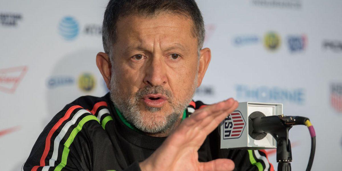 Copa Confederaciones será la prioridad del Tri en 2017