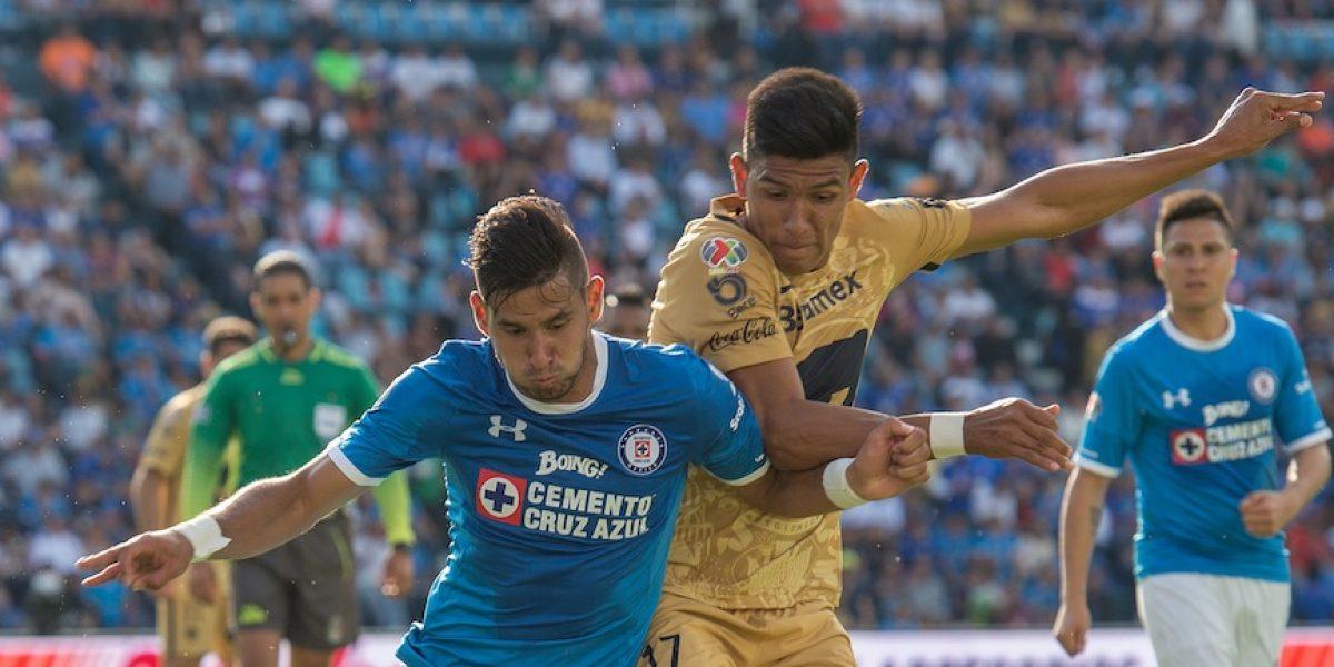 Pumas vs. Cruz Azul, ¿A qué hora juegan en la Jornada 2 del Clausura 2017?