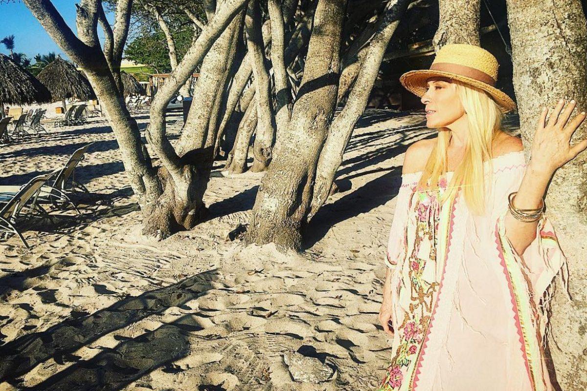 Yuri. Imagen Por: Vía instagram.com/oficialyuri/