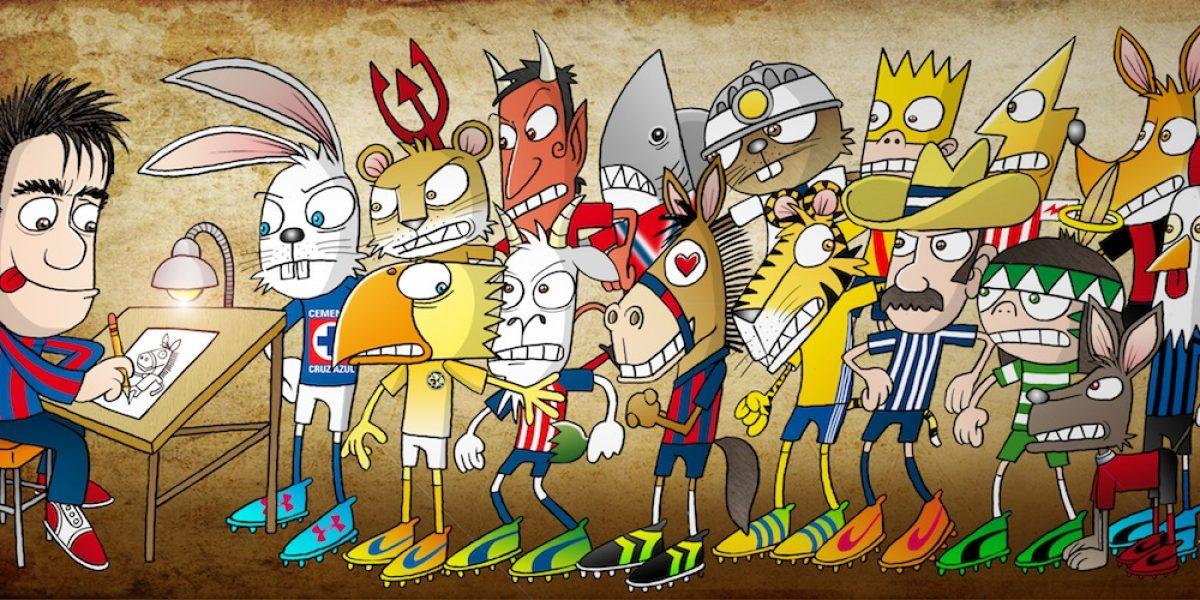 El debut de América en la Liga MX, en el cartón del día