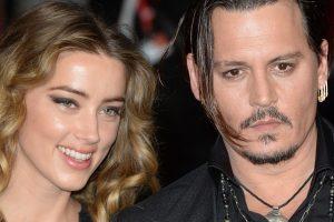 Amber Heard y Johnny Depp. Imagen Por: Getty Images