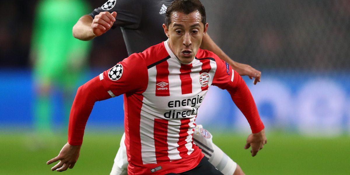 VIDEO: Soberbia actuación de Guardado en el triunfo del PSV