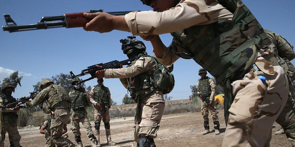 Ejército iraquí recupera parte de universidad tomada por EI
