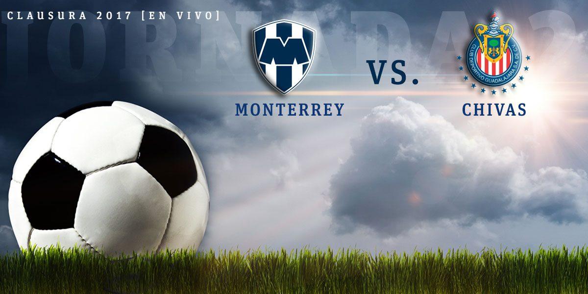 EN VIVO: ¡Rayados ya lo empató! Dorlan Pabon firma el 2-2 ante Chivas
