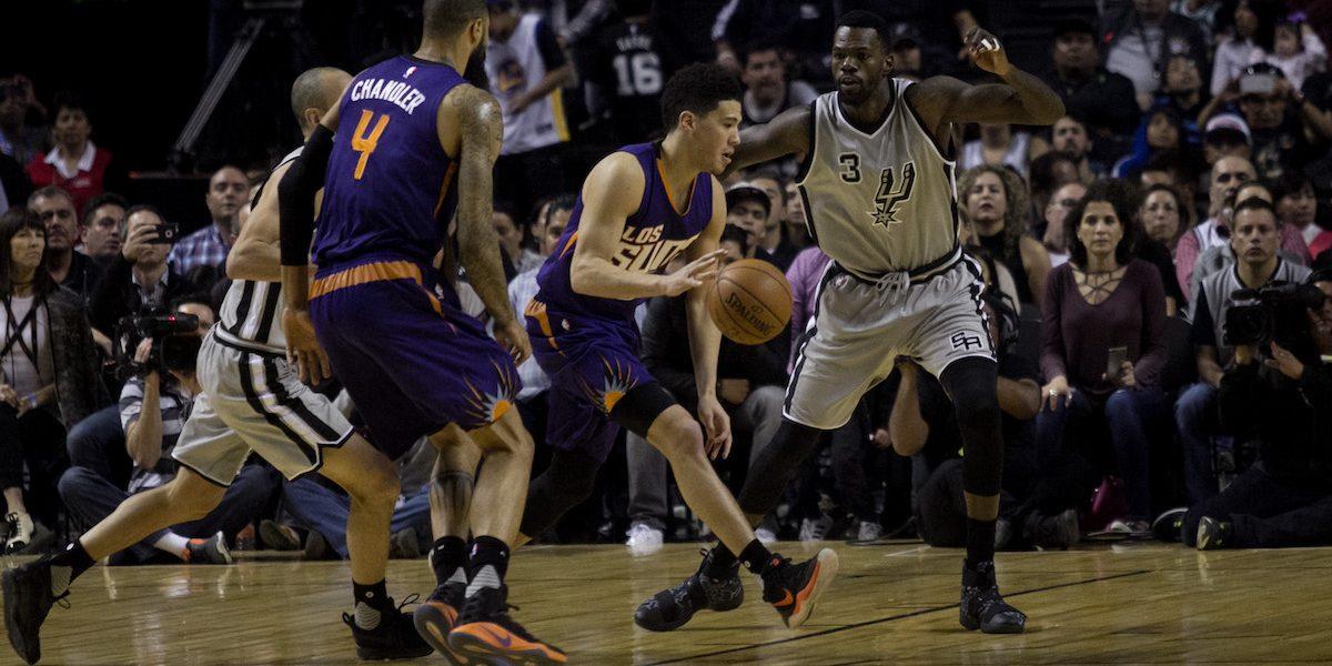 NBA se despide de Mexico con intenso juego entre Spurs y Suns