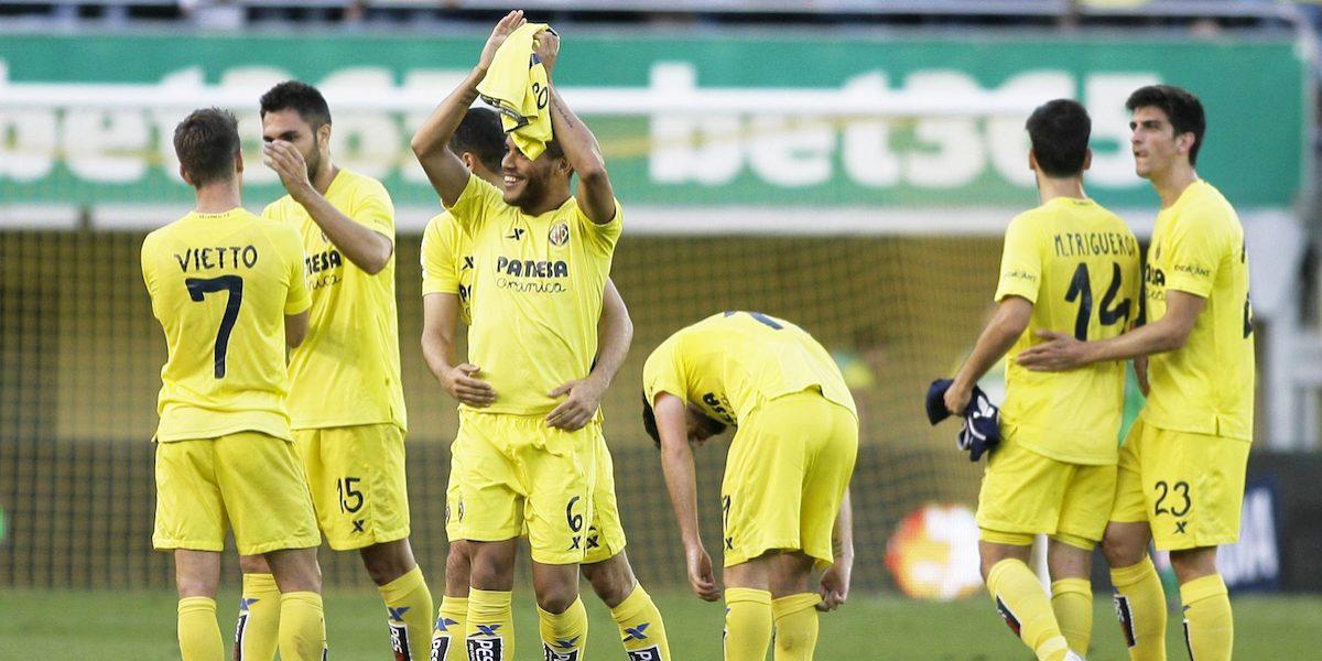 Villarreal con todo y Jonathan dos Santos no pudo con el Depor