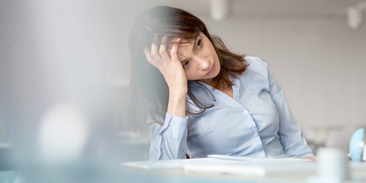 Estrés en la oficina se refleja en concentración y digestión