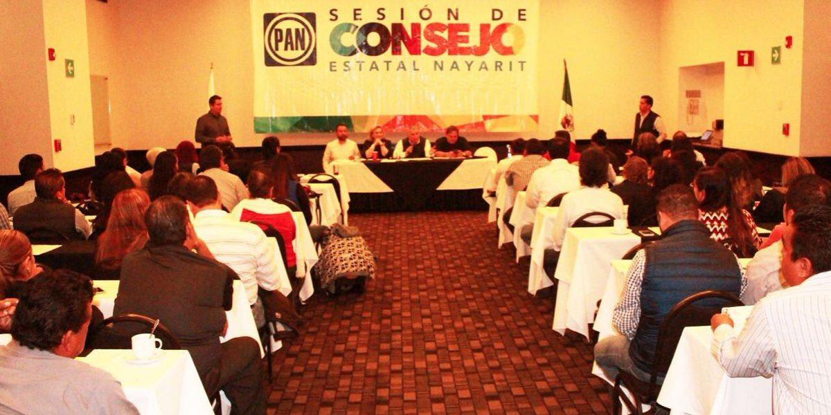 Aprueba PAN alianzas para elecciones en Nayarit