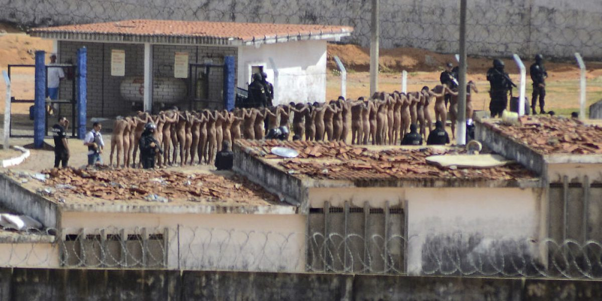 Nueva revuelta carcelaria deja al menos 26 muertos en Brasil