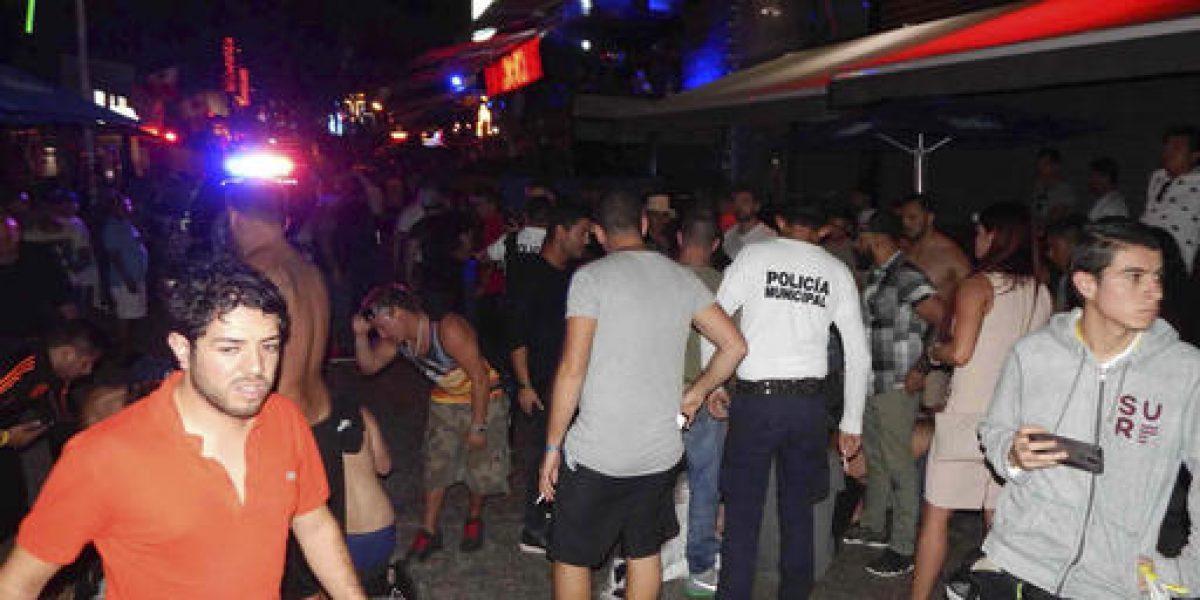 Cuatro extranjeros entre los fallecidos en Playa del Carmen: fiscal