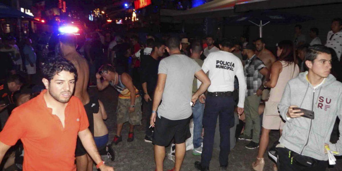 Tras tiroteo, van por cancelación de Festival BPM en Playa del Carmen