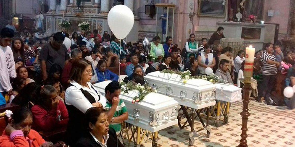 Asesinan a tres niños en San Miguel de Allende