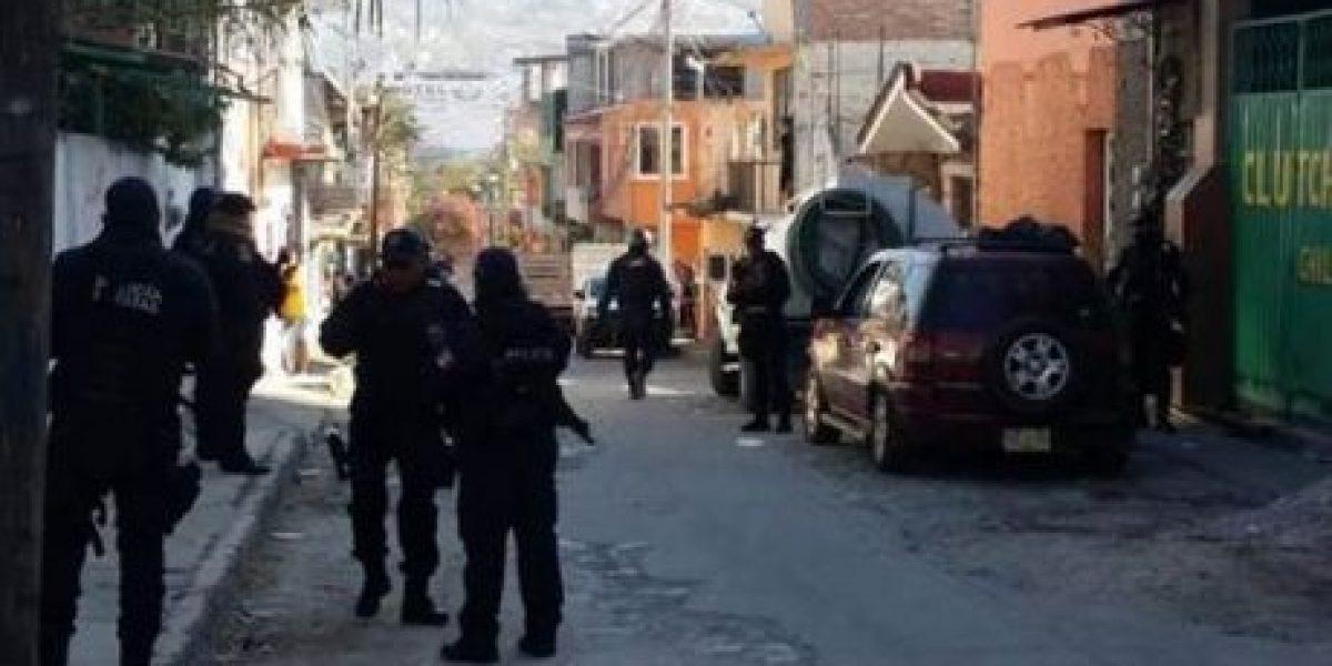 Localizan 5 decapitados en Chilpancingo