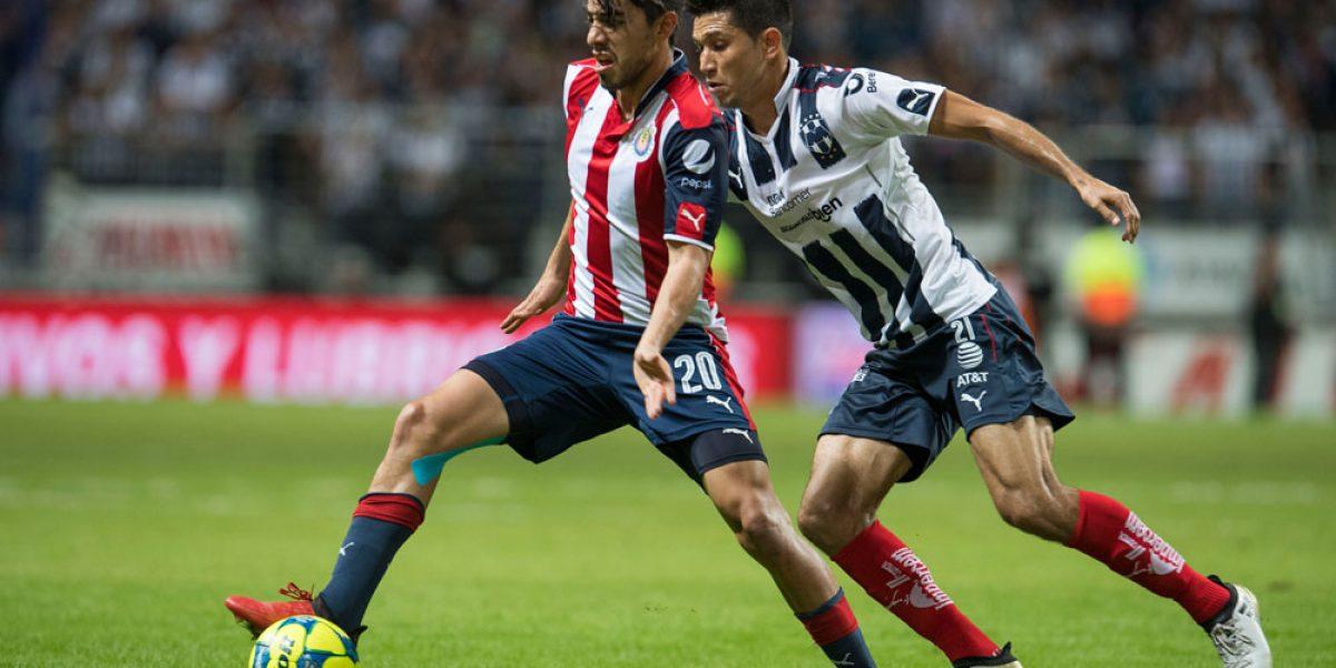 Rayados sufre de fuga de puntos en su estadio