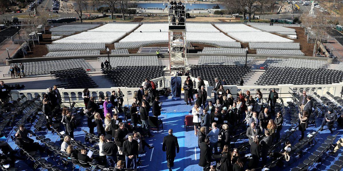 Todo lo que deben saber de la ceremonia de investidura de Donald Trump
