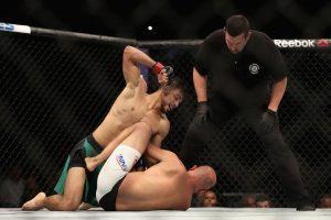 © 2017 Getty Images. Imagen Por: Rodríguez es un tremendo peleador. / Getty Images