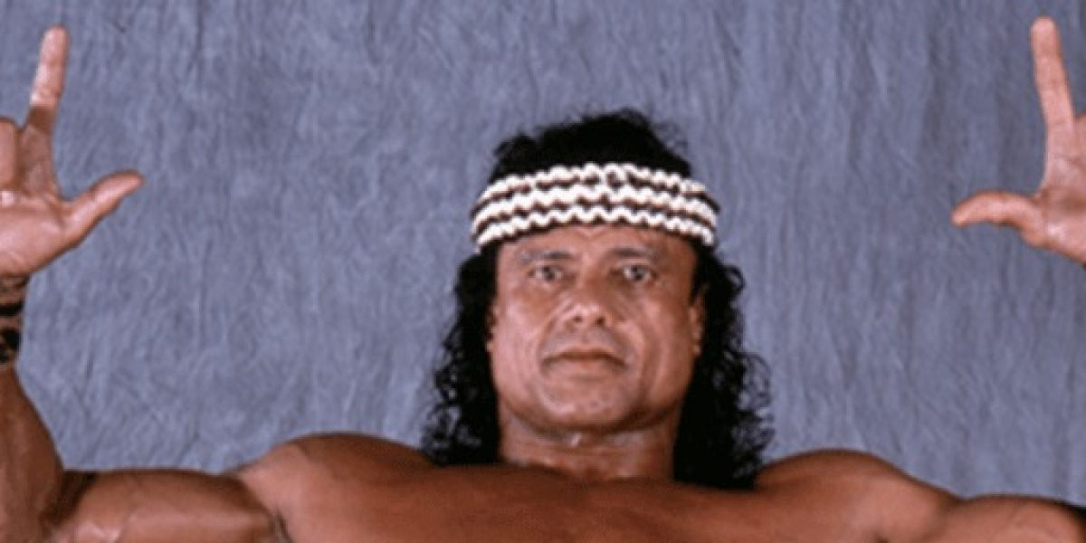 Muere legendario luchador de la WWE