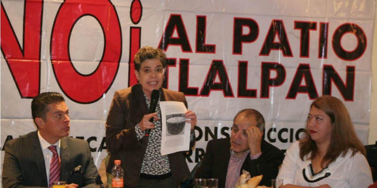 Centro comercial Patio Tlalpan afectará movilidad, acusan