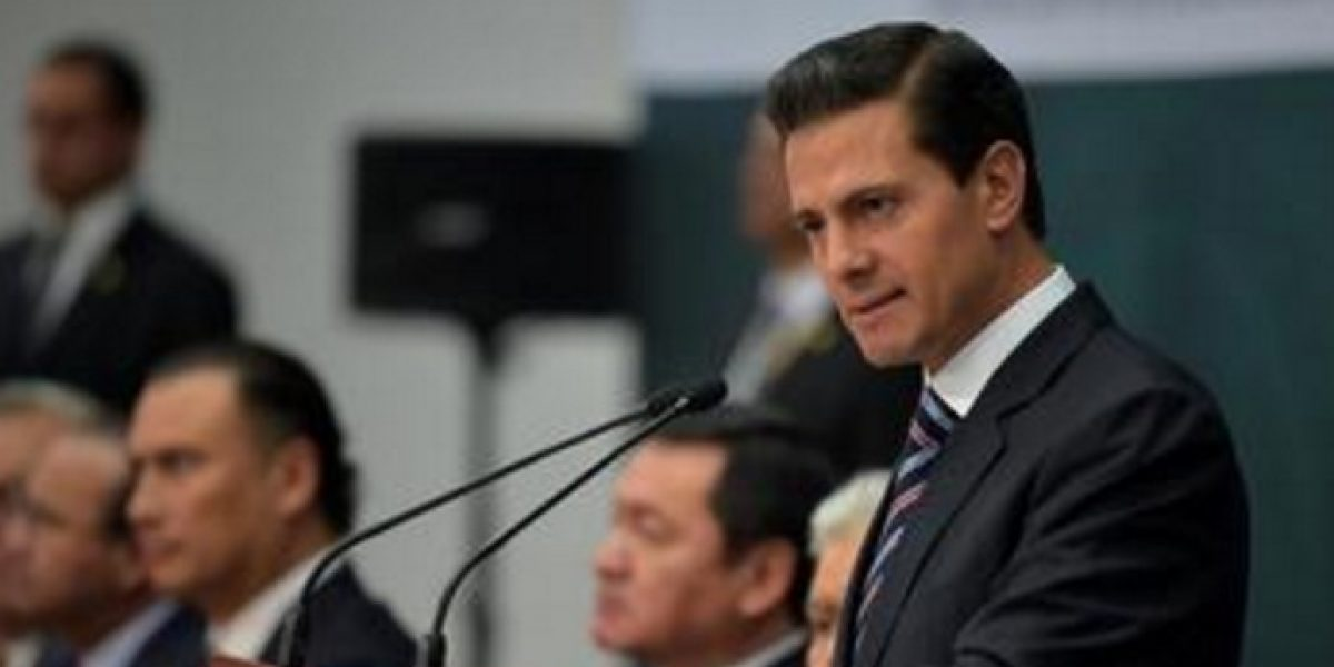 Me duele mucho lo que pasó en el colegio de Monterrey, Peña Nieto