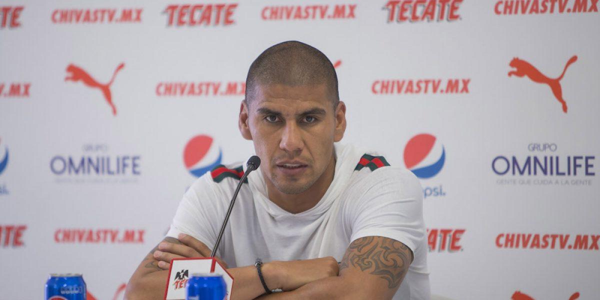 Carlos Salcido pide unión para crear asociación de futbolistas
