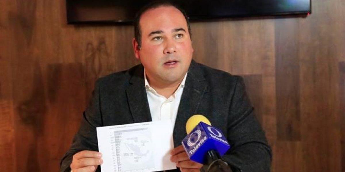 Diputado pide que Nuevo León salga del Pacto de Coordinación Federal