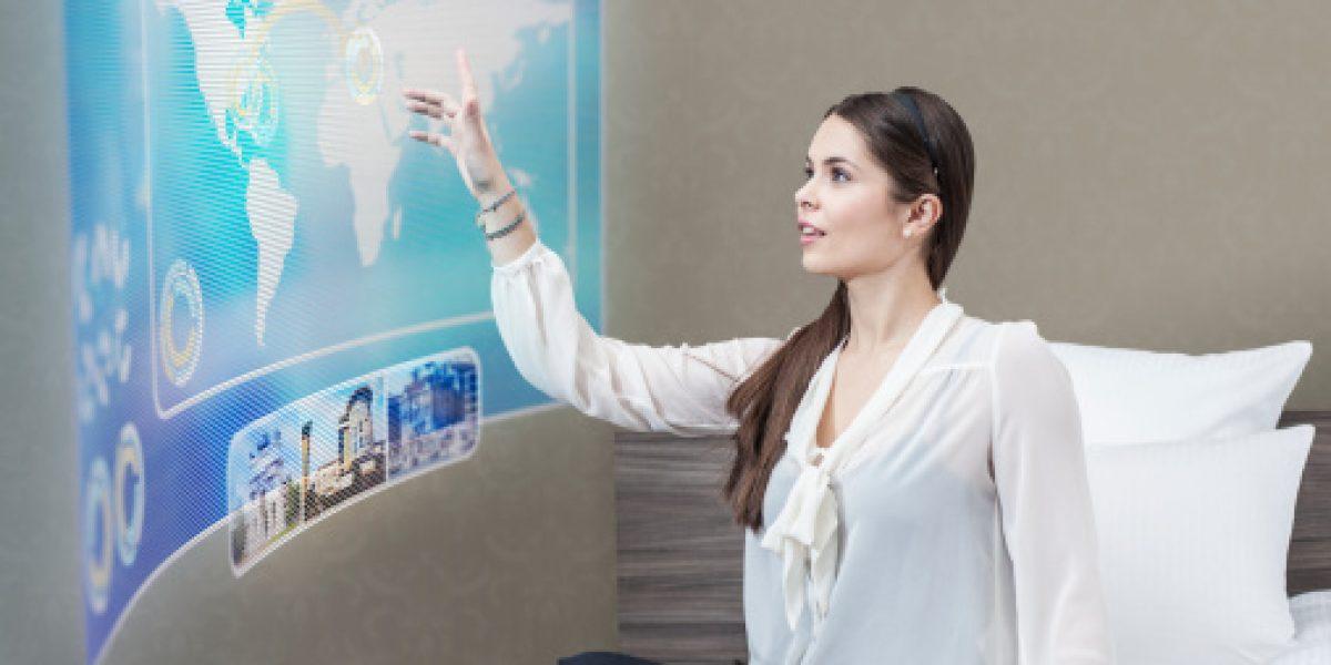 Esto es lo que podrás experimentar en los Hoteles del Futuro