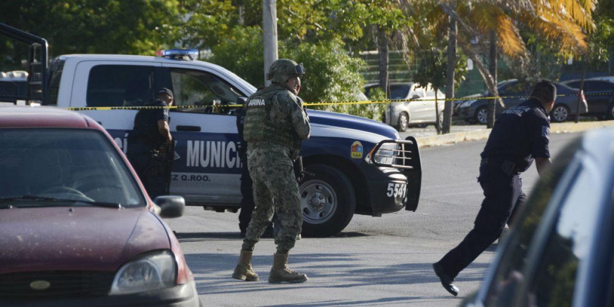 EU alerta a ciudadanos por violencia en Cancún