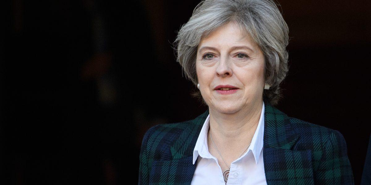 Brexit: Theresa May confirma que Reino Unido saldrá de la Unión Europea