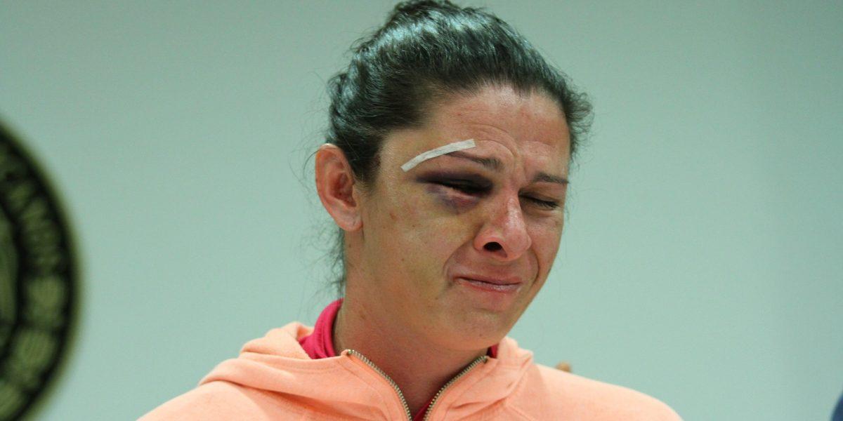 Vinculan a proceso a Fabián España, agresor de Ana Guevara