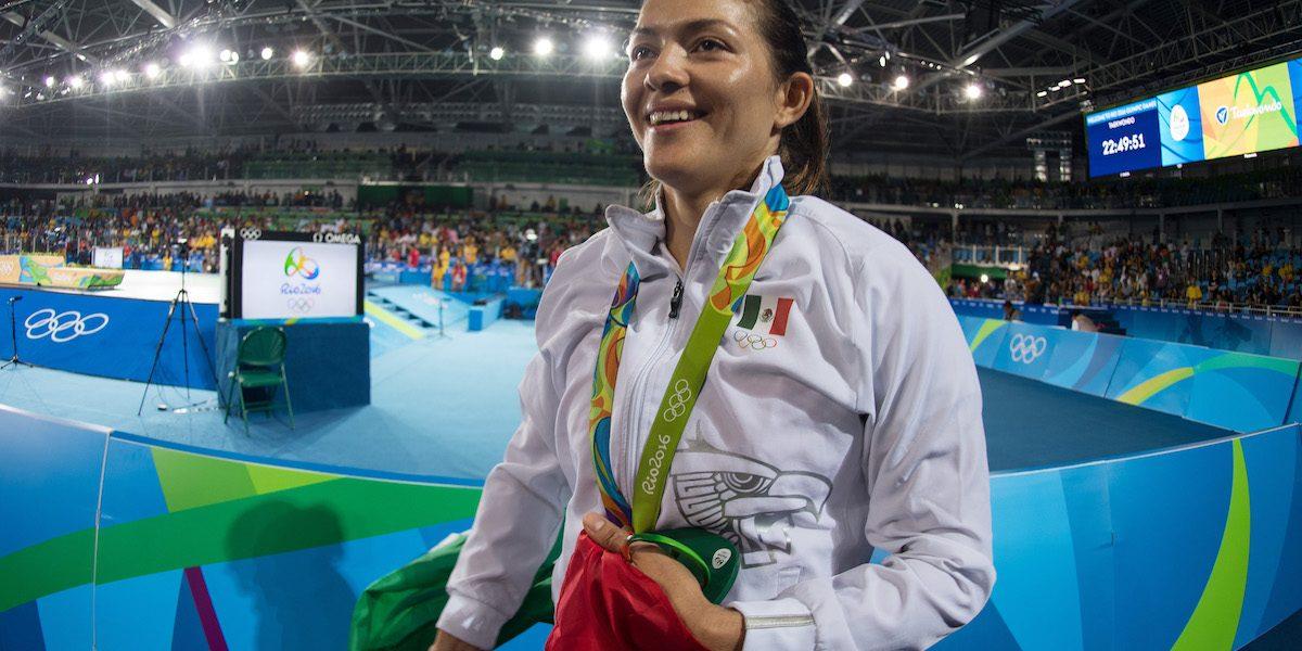 VIDEO: Regresa María del Rosario Espinoza a los entrenamientos